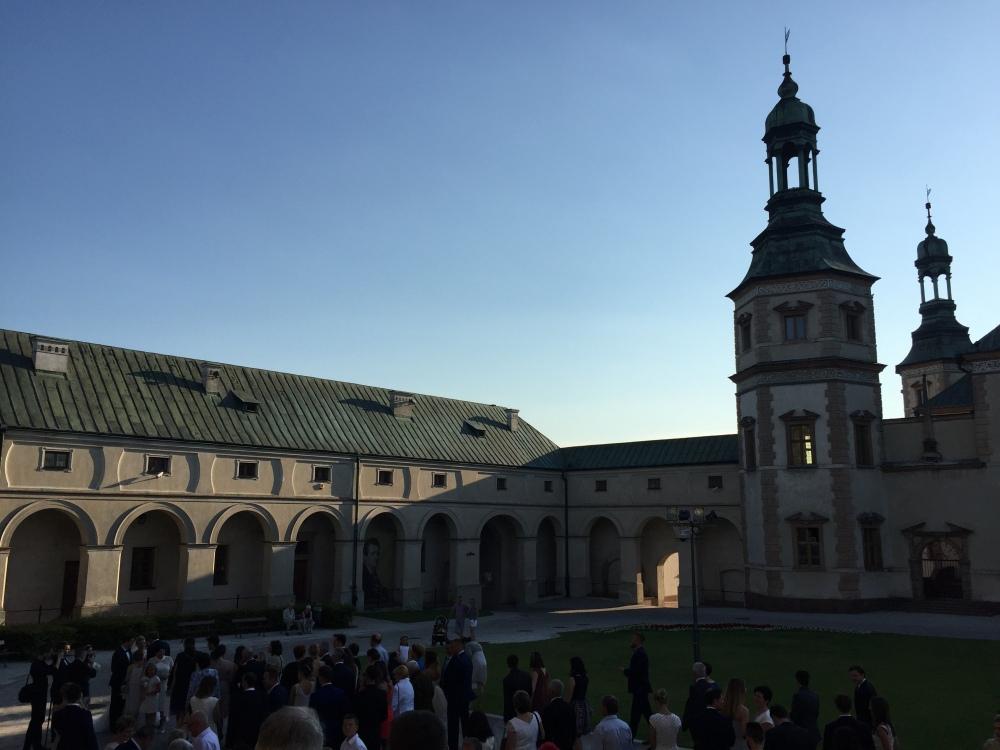 Kielce'deki kilise